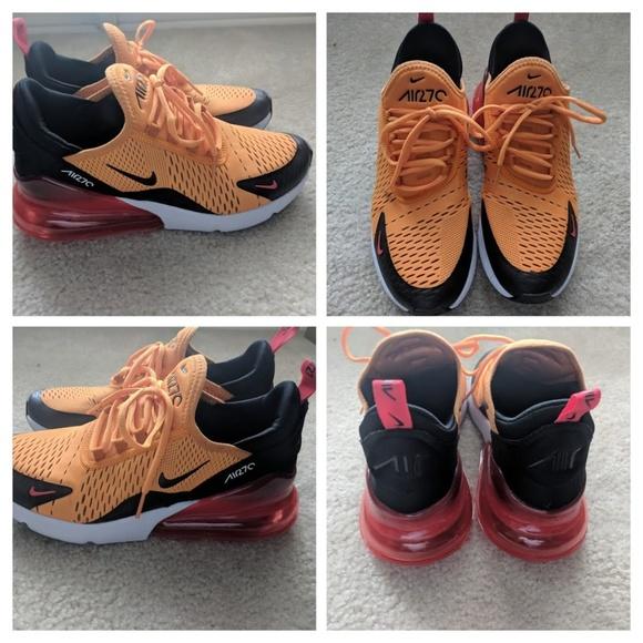 premium selection 8ec88 7fd83 Men s Nike Air Max 270 Tiger Size 10. M 5b980db4aa8770b36628decb